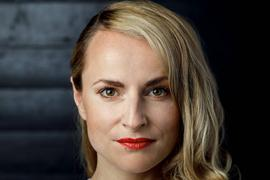 Die Regisseurin Anna Bergmann ist seit 2018 Schauspieldirektorin am Badischen Staatstheater Karlsruhe.