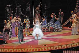 """""""La Traviata"""": Premiere der Neuinszenierung 22.05.2015 / Pfingstfestspiele Festspielhaus Baden-Baden"""