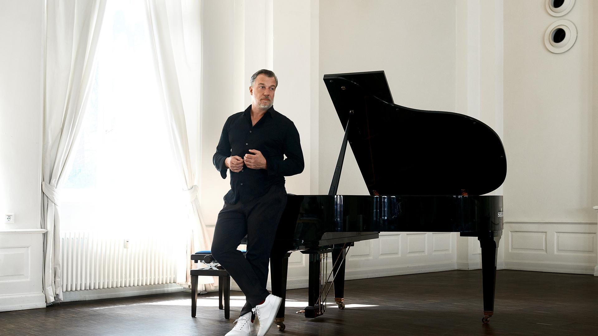 Marc Marshall spielt am 9.12.2020 sein 100. Online-Konzert / über 2 Millionen erreichte Zuschauer