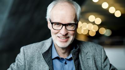 Georg Fritsch, Generalmusikdirektor am Badischen Staatstheater Karlsruhe ab der Saison 2020/21.