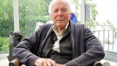 Titan: 1986 erhielt Gottfried Böhm als erster deutscher Architekt den Pritzkerpreis, der als Nobelpreis der Künste gilt. Jetzt ist er im Alter von 101 Jahren gestorben.