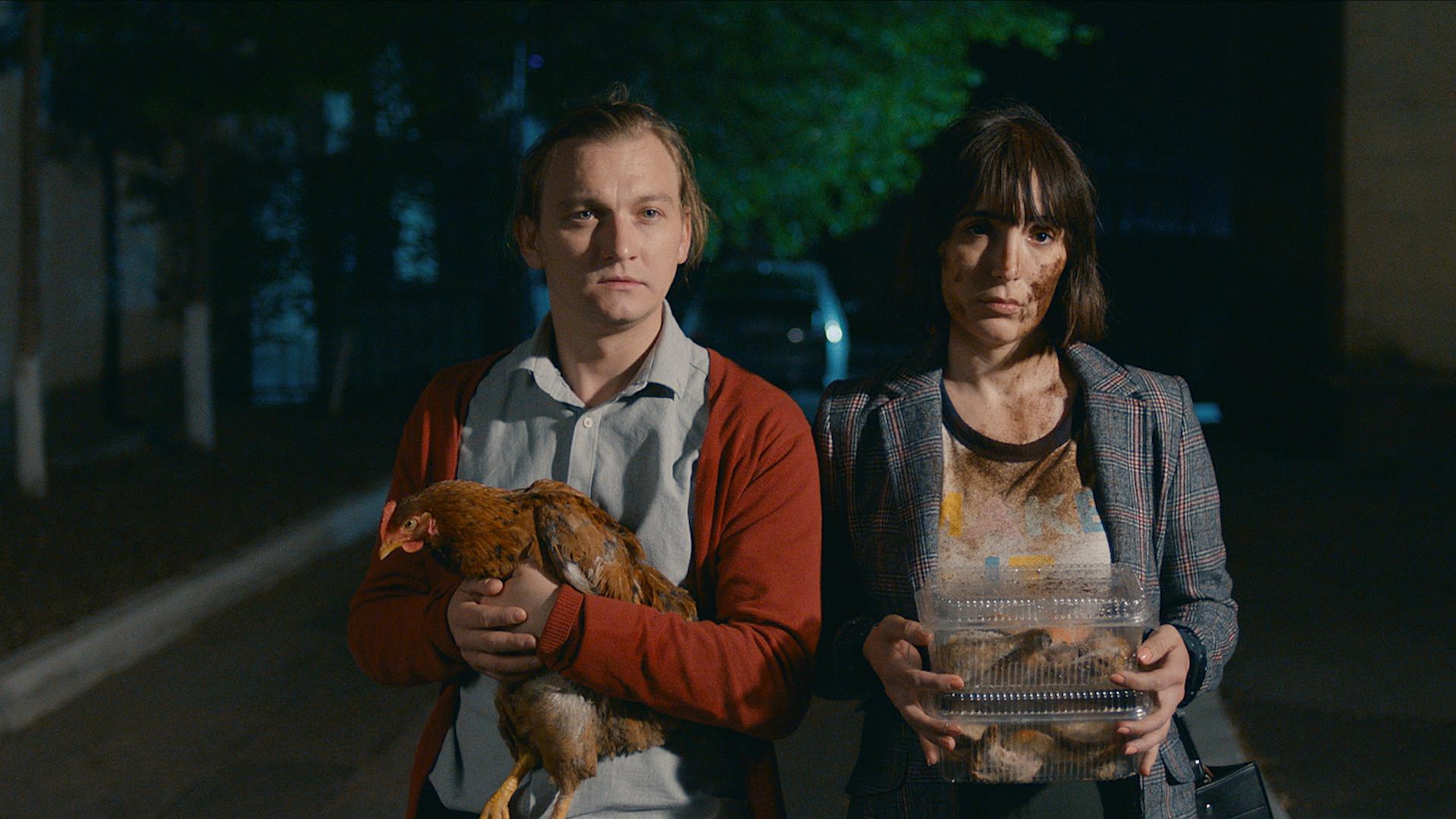 "Szene aus dem Kurzfilm ""Mother Nature"" der moldawischen Regisseurin Natalia Shaufert."