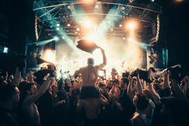 Livekonzert-Bild Band Saltatio Mortis_Stimmung