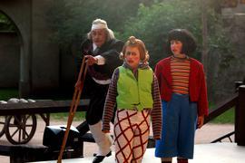 Szene von den Volksschauspielen Ötigheim