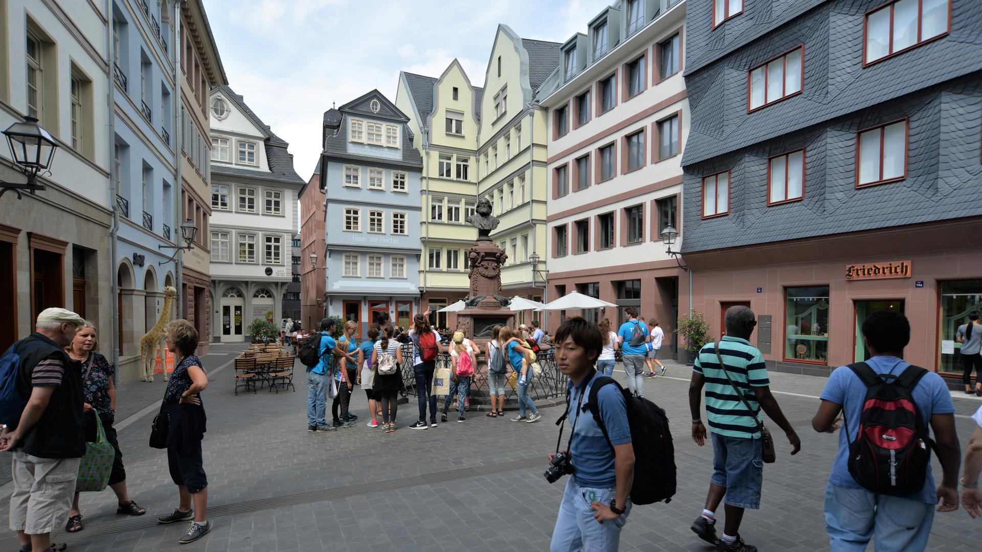 Neue Frankfurter Altstadt