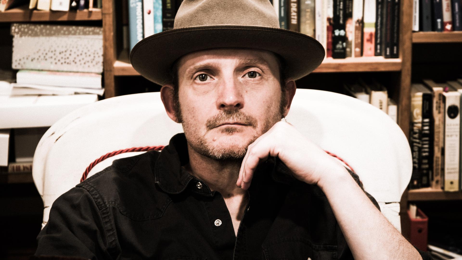 Thomm Jutz, Gitarrist und Sänger aus Bühl, lebt seit 2003 in Nashville.