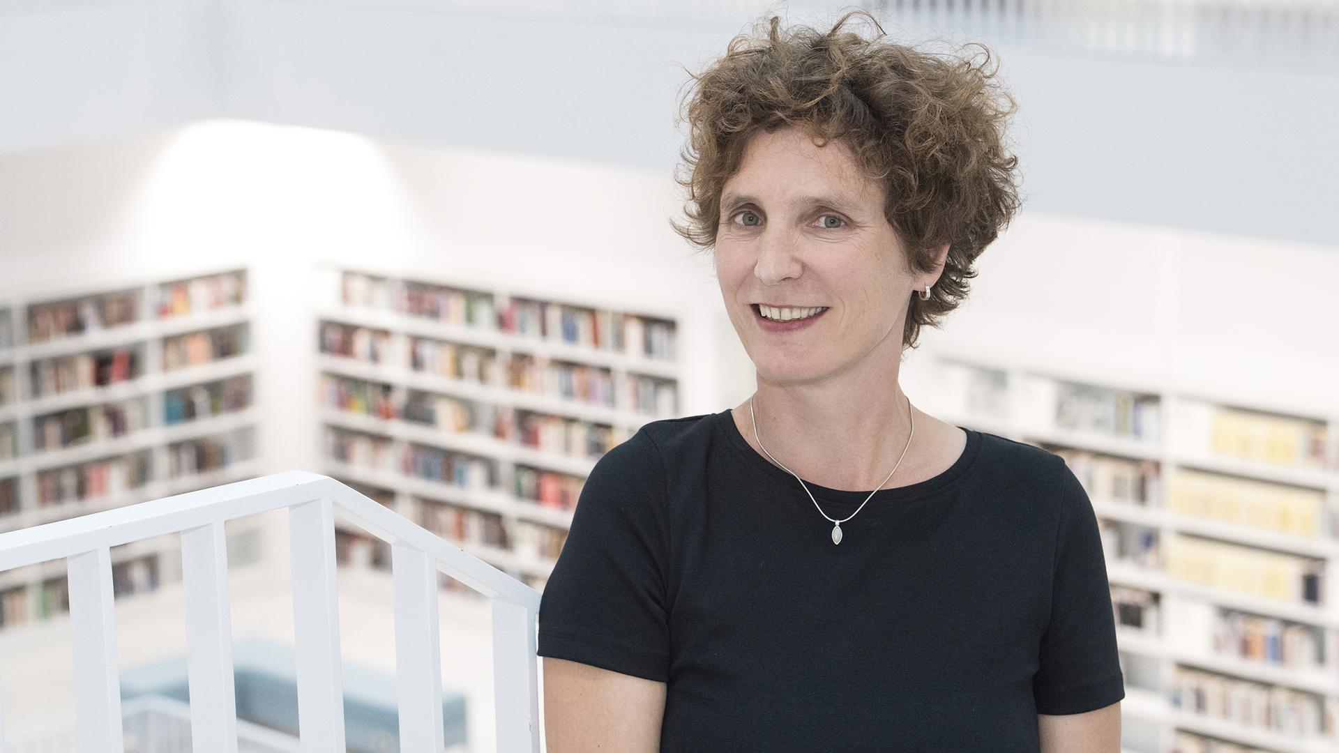 Die Autorin Annette Pehnt