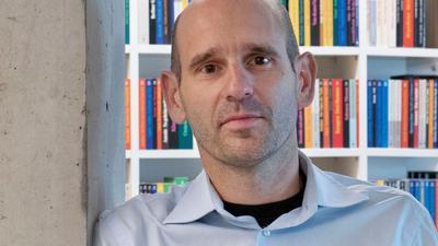 Seit 2015 leitet Jonathan Landgrebe den Suhrkamp Verlag.