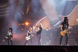 Die Band Guns N'Roses kommt dieses Jahr nicht mehr nach Deutschland.