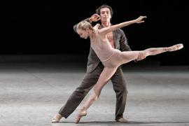 """Fotoprobe zu """"Ghost Light"""": Das Ballett von John Neumeier wird an der Hamburger Staatsoper gezeigt."""