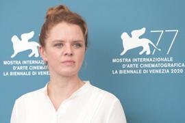 Die deutsche Filmemacherin Julia von Heinz ist im Rennen um einen Goldenen Löwen.
