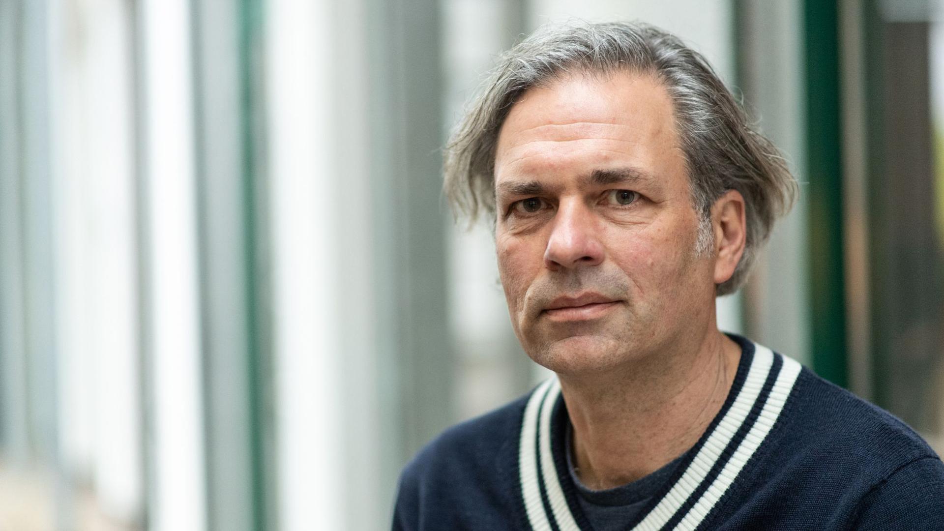 Björn Gottstein. der künstlerische Leiter der Musiktage.