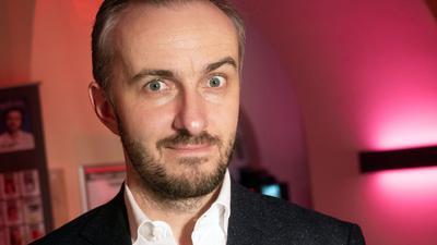 Jan Böhmermann will auch beim ZDF seine Meinung sagen können.