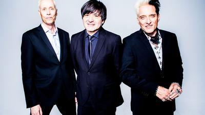 Farin Urlaub (l-r), Rodrigo Gonzalez und Bela B. melden sich mit einem neuen Album zurück.