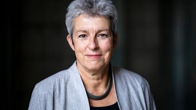 Carola Lentz übernimmt die Leitung des Goethe-Instituts.