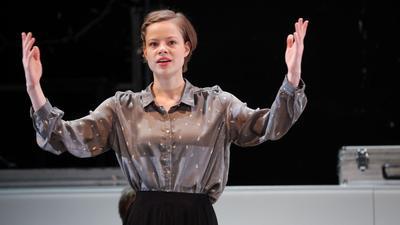 """Emma Bading musste sich in der Kategorie """"Beste Leistung einer Schauspielerin"""" ihrer britischen Kollegin Glenda Jackson geschlagen geben."""