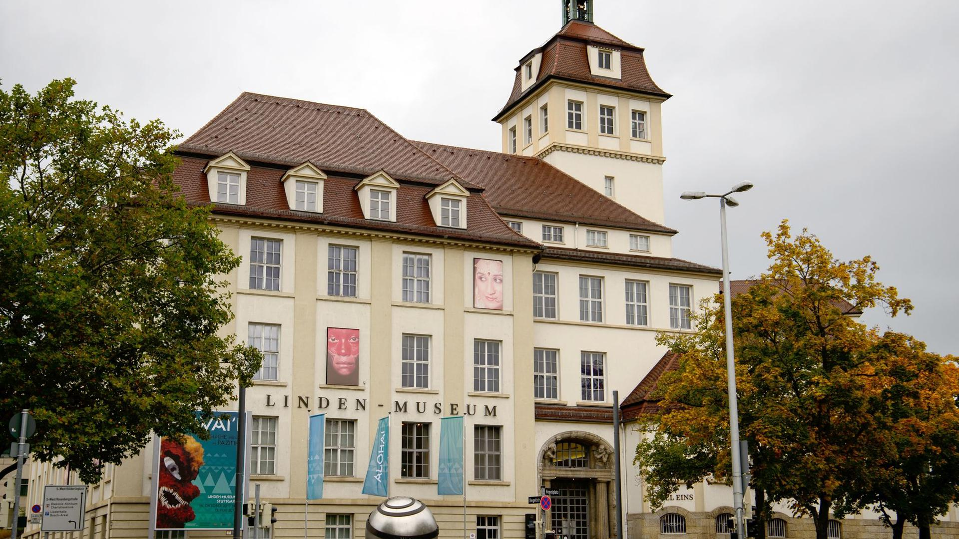 Das Stuttgarter Linden-Museum.