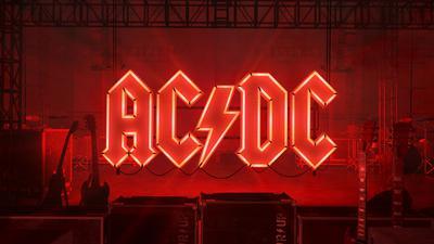 """Das Cover des Albums """"Power Up"""" der Band AC/DC."""