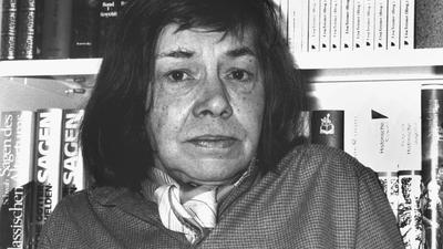 Patricia Highsmith lebte zurückgezogen in der Schweiz.
