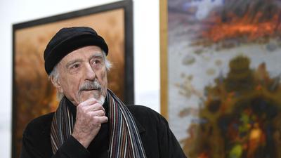 Der Künstler Arik Brauer ist im Alter von 92 Jahren gestorben.