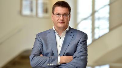 Eckart Köhne, Präsident des Deutschen Museumsbundes, macht sich dafür stark, dass Museen nicht Opfer symbolischer Sparpolitik werden.