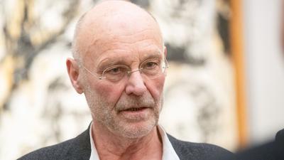 Anselm Kiefer 2019 in Stuttgart.