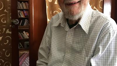 Lawrence Ferlinghetti ist tot. Die Beatnik-Legende wurde 101 Jahre alt.