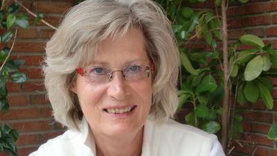 Helga van Beuningen erhält den Straelener Übersetzerpreis der Kunststiftung NRW.