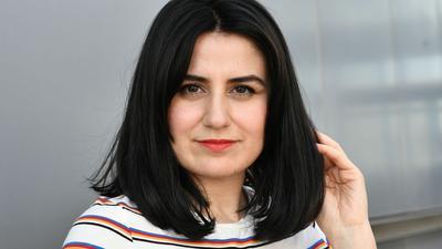 Die Autorin Karosh Taha soll mit der Alfred-Döblin-Medaille ausgezeichnet werden.