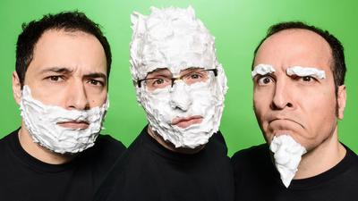 "Das Stuttgarter Comedy-Trio ""Eure Mütter""."