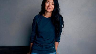 """Golden Globe und Goldener Löwe:Für ihren Film """"Nomadland"""" hat Chloé Zhao schon zahlreiche Preise gewonnen. Nun ist noch einer dazugekommen."""