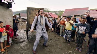 """Die """"Borat""""-Fortsetzung von Sacha Baron Cohen hat bei den MTV Movie & TV Awards drei Gewinnchancen."""