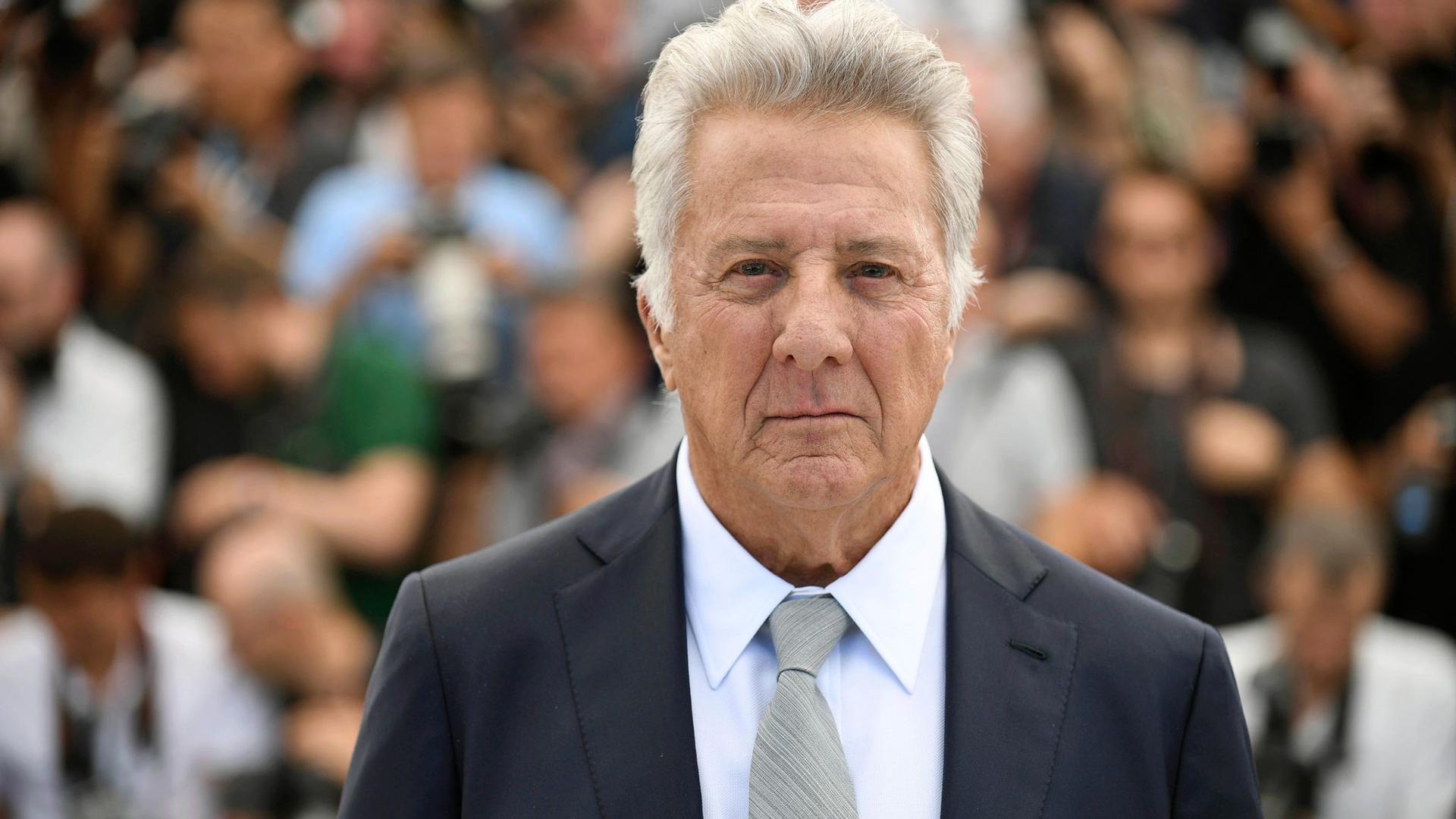 """Für den Film """"Sam & Kate"""" wird US-Schauspieler Dustin Hoffman mit seinem Sohn Jake Hoffman gemeinsam vor der Kamera stehen."""