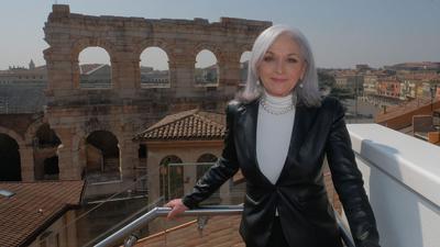 Cecilia Gasdia, künstlerische Leiterin des Amphitheaters Arena di Verona, erwartet viel Musikprominenz.