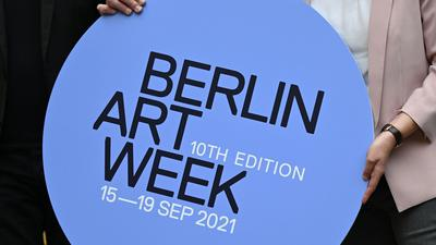 Die Berliner Art Week findet vom 15. Bis 19. September 2021 statt.
