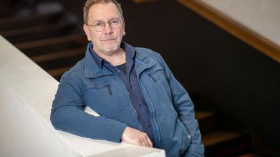 René Pollesch, Dramatiker und Theaterregisseur, arbeitet nun für die Volksbühne Berlin.