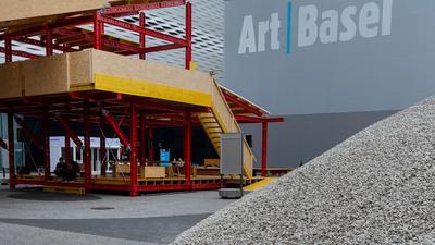Nach einem Jahr Coronazwangspause öffnet die Art Basel wieder für Besucherinnen und Besucher.