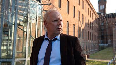 Axel Milberg ist Kommissar Borowski.