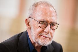 Seit 18 Jahren an der Spitze: Gerhard Richter.