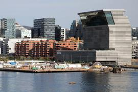 Das Munch Museum in Oslo.