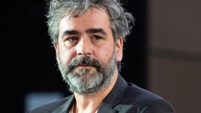 Deniz Yücel, deutsch-türkischer Journalist, bei der Eröffnung der 69. Bad Hersfelder Festspiele. Yücel ist neuer Präsident des PEN-Zentrums Deutschland.