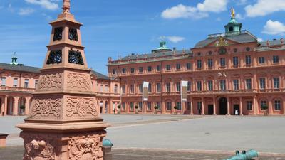Das Rastatter Schloss
