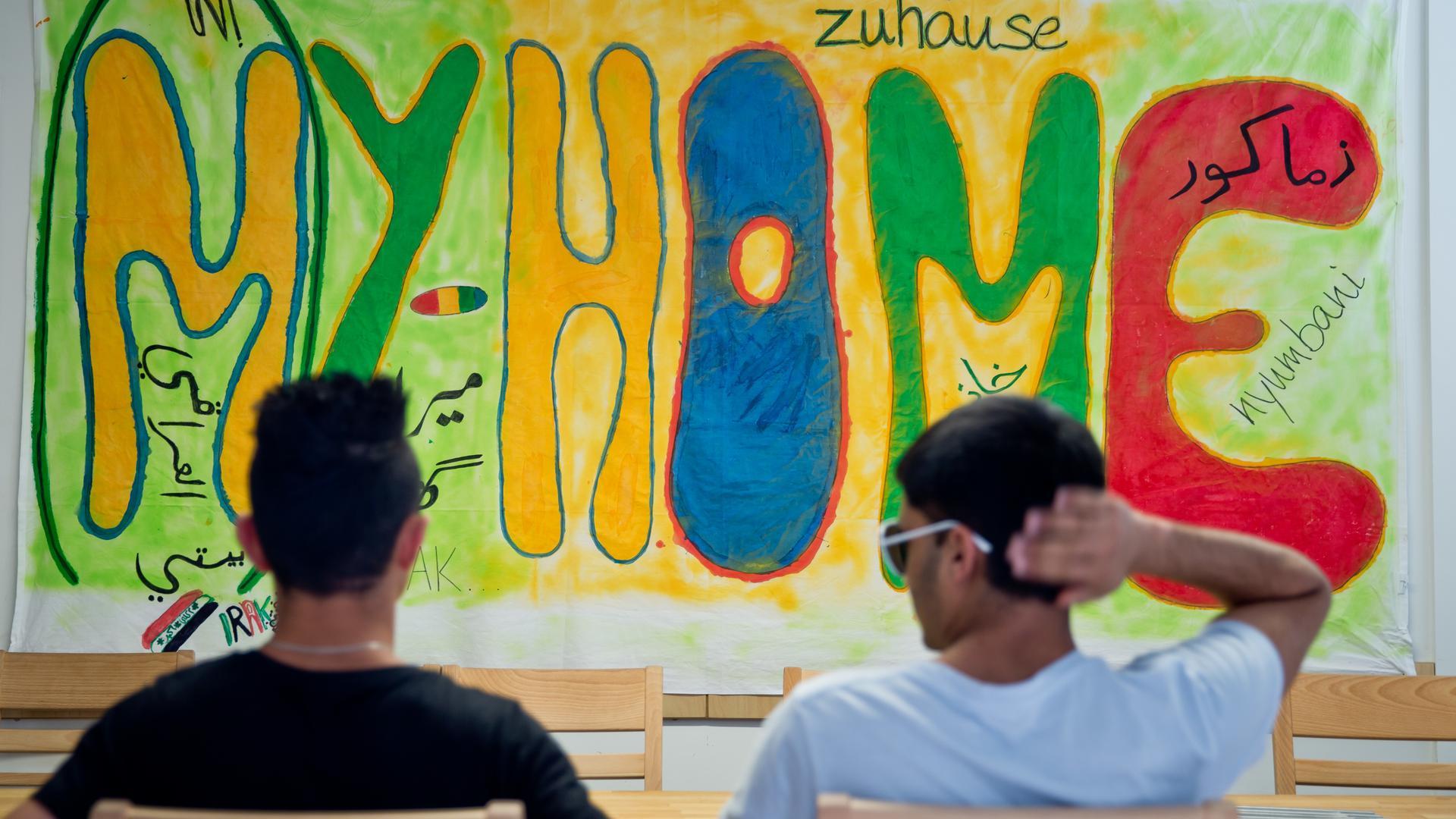 Gute Fortschritte bei der Integration: Seit der Flüchtlingskrise 2015 haben Städte und Gemeinden in der Region vielen Geflüchteten dabei geholfen, ein neues Leben in Deutschland anzufangen.