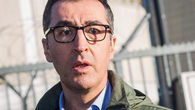 Der Stuttgarter Grünen-Bundestagsabgeordnete Cem Özdemir (Grüne) wird in seiner Heimat immer wieder für ein politisches Amt ins Spiel gebracht.