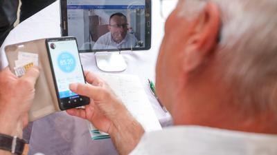 Telemedizin soll Corona-Kranken helfen: Nordschwarzwald wird jetzt zur Modellregion, in der ein digitales System der Fernüberwachung von Patientendaten breit getestet werden soll.