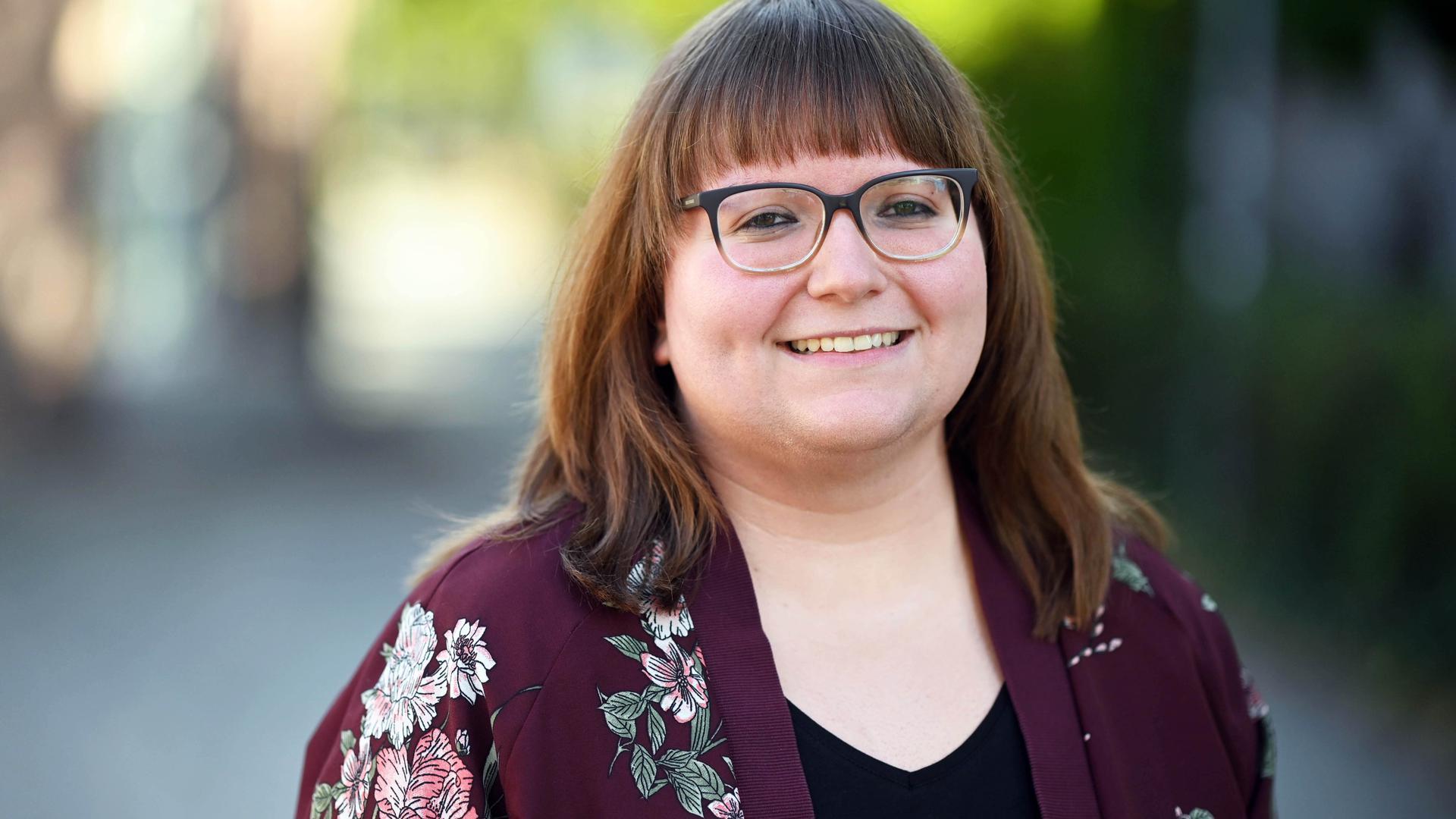 Wachsender Einfluss in der Partei: Mit neuem Selbstbewusstsein wollen die baden-württembergische Juso-Landeschefin Lara Herter und andere junge Sozialdemokraten und Sozialdemokratinnen bei den bald startenden Sondierungsgesprächen in Berlin mitreden können.