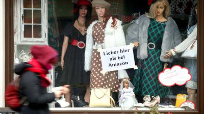 Ende einer langen Durststrecke in Sicht: In der Pandemie dürfen die Geschäfte in Baden-Württemberg wieder komplett öffnen, solange die Inzidenzwerte stabil unter 50 bleiben.