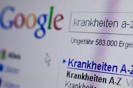 Als Medizinratgeber nur bedingt tauglich: Im Internet gibt es immer mehr Gesundheitsangebote, was die Orientierung schwer macht. Experten halten deswegen ein Nationales Gesundheitsportal als Alternative zur Google-Suche für notwendig.