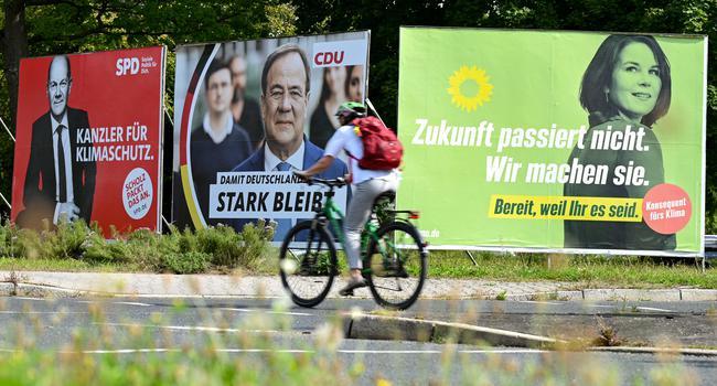 Hart umkämpft: Die CDU könnte bei der Bundestagswahl in der Region in den meisten Wahlbezirken erneut die Direktmandate holen, die SPD könnte dagegen am Sonntag die besten Zweitstimmenergebnisse bekommen. Die Grüne Zoe Mayer hat gute Chancen als Kandidatin in Karlsruhe.