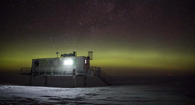 """Das von einem Karlsruher Wissenschaftler geleitete Projekt """"Eden ISS"""" in der Antarktis liefert wichtige Erkenntnisse darüber, wie sich die Langzeitforscher außerhalb der Erde selbst mit frischer Nahrung versorgen können."""